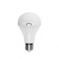 Aukes Led лампа нічник 7W+1W E27 6400K (білий+зелений)