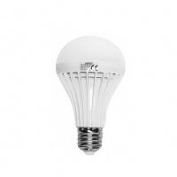 Aukes Led лампа 5W+5W E27 6400K+4100K (білий+жовтий)