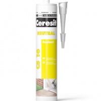 Ceresit CS 16 CSNTR2 прозорий (280 мл) нейтральний герметик
