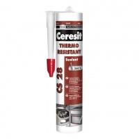 Ceresit CS 28 (300 мл) термостійкий герметик