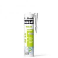 Ceresit CS 23 Glas TR прозорий (280 мл) герметик для скла