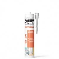 Ceresit CS 24 Silikon білий (280 мл) універсальний силіконовий герметик