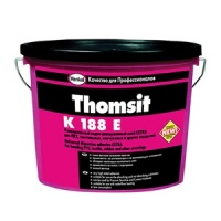 Thomsit K188E (12 кг) для ПВХ, ХВ, поліуретанових, гумових покриттів