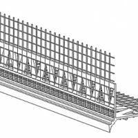 CT 340D/29.2Профіль кутовий з сіткою з скловолокна та капельником М,20ммх20ммх2,5м,сітка:110х110(25)
