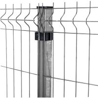 Стовп ОРИГИНАЛ/СТАНДАРТ оц. в бетон 56x36x1.5мм висота 0,95м
