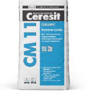 СМ 11  (25кг) Клеюча суміш для плитки Ceramic