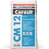 СМ 12 (25кг) Клеюча суміш для плит на підлогу