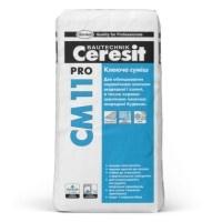 СМ 11 PRO (27кг) Клеюча суміш для плитки Ceramic
