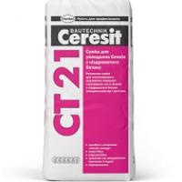 CT 21 ЗИМА (25)Суміш для укладки блоків із ячеїстого бетона, зима
