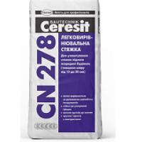 CN 278 (25) Легковирівнювальна стяжка
