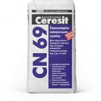 CN 69 (25) Самовирівнювальна суміш для підлоги(25кг) 3-15мм / CERESIT