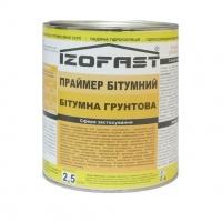 Праймер бітумний (грунтовка) (2.5л) IZOFAST
