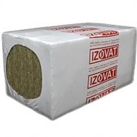 Плити теплоізоляційні з мінеральної вати Izovat LS 25кг/м3 (100*1000*600) 3.6 м.2 уп.