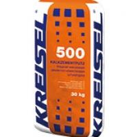 500 KALKZEMENT MASCHINENPUTZ (30) Штукатурка вапняно-цементна машинна гладка