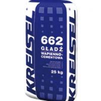 662 KALKZEMENT SPACHTELMASSE (25) Шпаклівка вапняно-цементна
