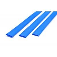 Термоусадочна трубка, 3мм/1,5мм x 1 м, синя, 10шт