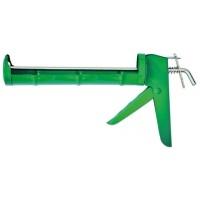 Пістолет для герметика напіввідкритий мателевий