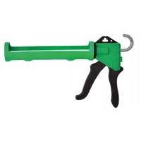 Пістолет для герметика, напіввідкритий пластмасовий