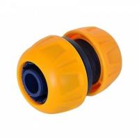 """Ремонтний з'єднувач пластиковий для шланга 1/2""""-3/4"""", VERANO"""