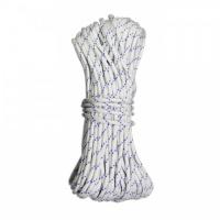Шнур поліпропіленовий плетений, d=10 мм, 100 м, Україна