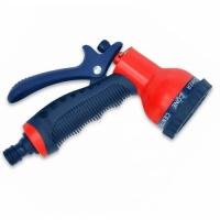 Пістолет-розпилювач пластиковий регульований 7-позиційний, TECHNICS