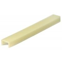 Скоба пластмасова (1120 шт) 12,7x8 мм