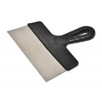 Шпательна лопатка нержавіюча з пластмасовою ручкою, 300мм