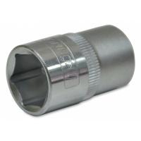 """Головка шестигранна 1/2"""" мм, Cr-V 8 мм KONNER"""