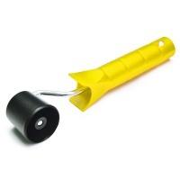 """Валик притискний твердий з ручкою """"конус"""", 40мм"""