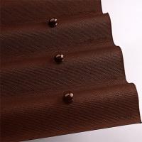 Ондулін коричневий лист (2*0,95 м) покрівельно-облицювальний матеріал