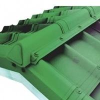 Ондувілла гребінь модельний фінішний зелений (1.06 м)