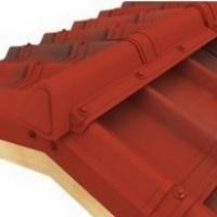 Ондувілла гребінь модельний фінішний червоний (1.06 м)
