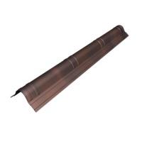 Ондувілла гребінь модельний верхній коричневий (1.06 м)