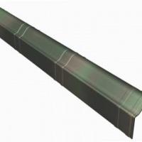 Ондувілла щипець модельний зелений (1,04)
