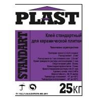 Standart Plast (25кг) Клейова суміш стандартна для керамічної плити