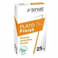 Finish Фінішна шпаклівка гіпсова PLATO 25 кг (49шт/пал)