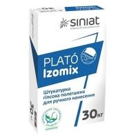 Izomix Штукатурка стартова гіпсова PLATO 30 кг