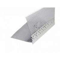 PVC 10+10 N профіль з ПВХ із сіткою для захисту зовнішніх кутів (125пм) 2,5 м.