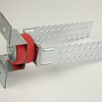 Vibrofix CD, кріплення настінне з П-подібним кронштейном
