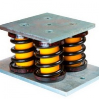 Vibrofix Spring 1 DSD-1 (12-33 кг)
